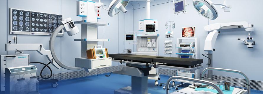 Medizinische Möbel