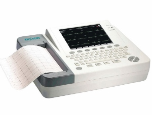 12-Channel ECG Dixion ECG-1012