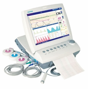 Fetal Monitor DIXION Overtone 6900 Exp