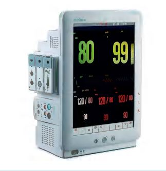 Modulare Patientenmonitore Strom DS3/DS5/DS7