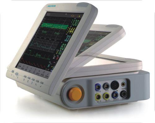 Fetal Monitor DIXION Overtone 6530 Exp