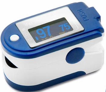 Puls-Oxymeter CMS50D