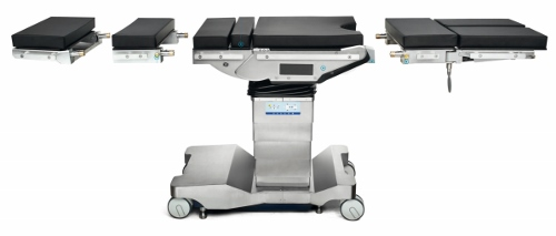 Electrohydraulic Operating Table DIXION Surgery 8900 Modular