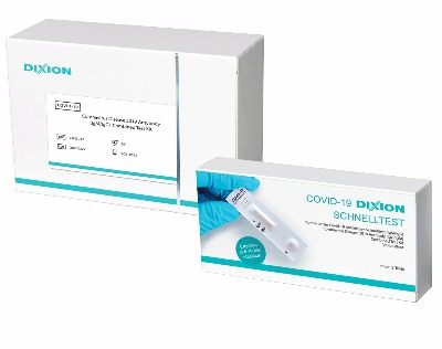 Coronavirus Disease 2019 Antibody (IgG/IgM) Combined Test Kit DIXION